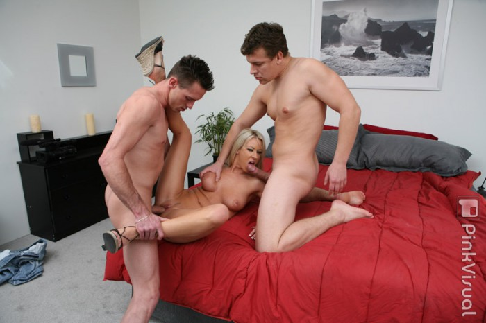 Carolyn Reese Threesome