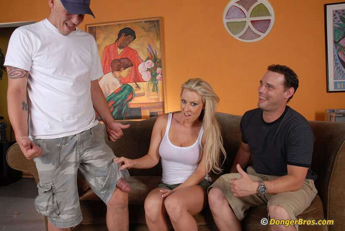 Carolyn Reese Gets Horny